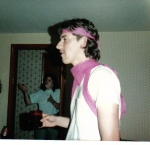 Party 1987 style